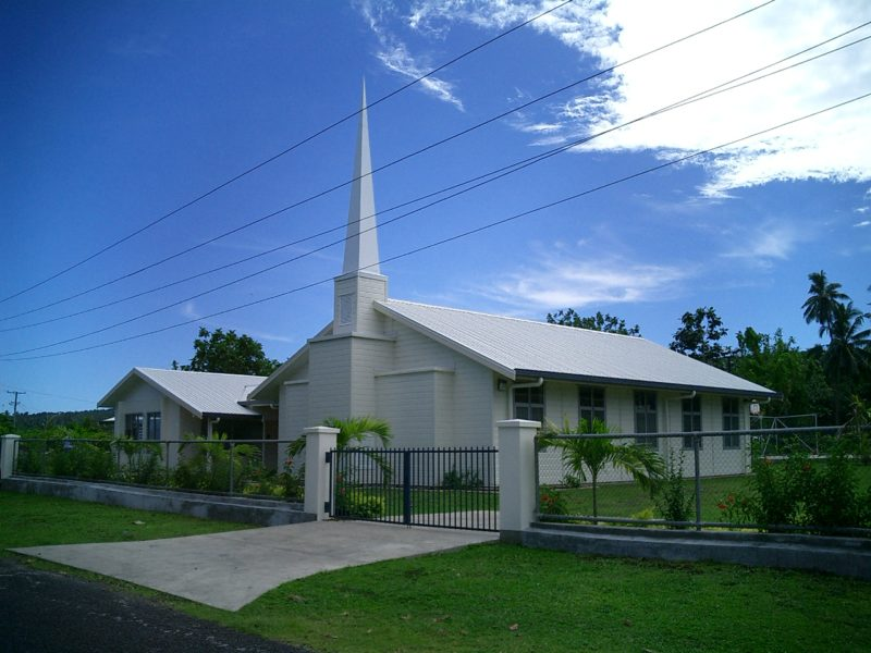 LDS Churches and Meeting Houses, Pacific Islands image 11