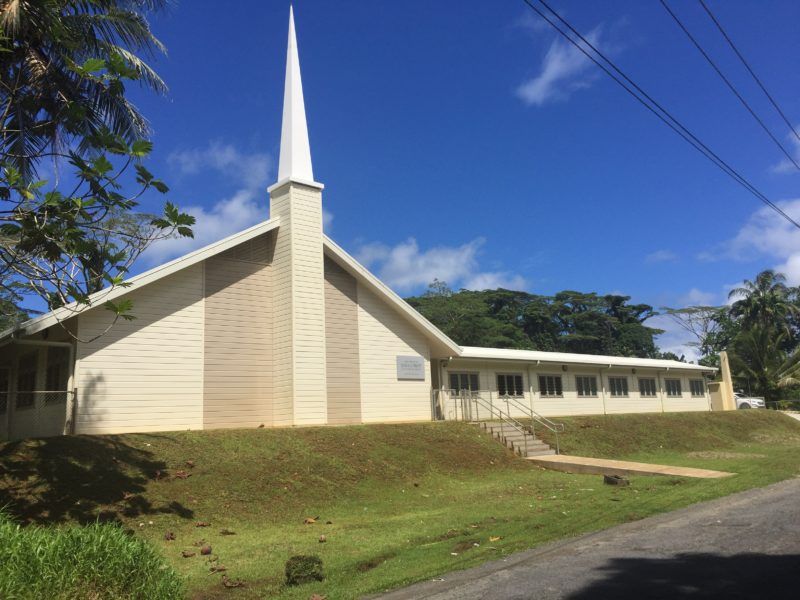 LDS Churches and Meeting Houses, Pacific Islands image 6