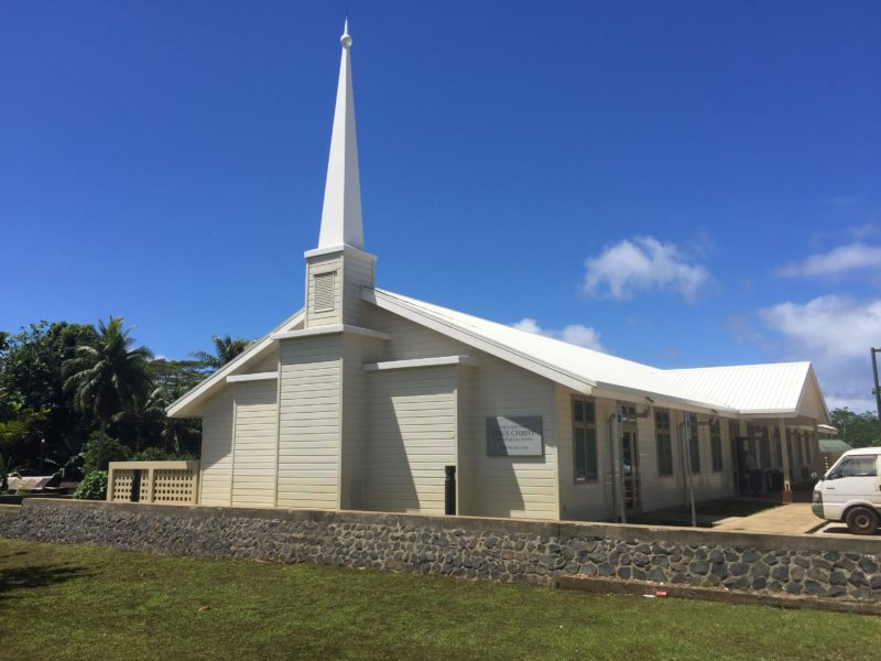 LDS Churches and Meeting Houses, Pacific Islands image 5