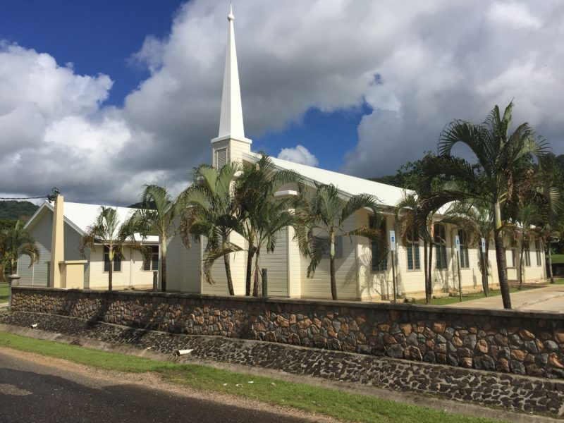 LDS Churches and Meeting Houses, Pacific Islands image 4