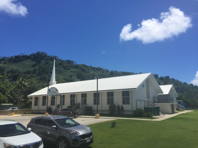 LDS Churches and Meeting Houses, Pacific Islands image 12