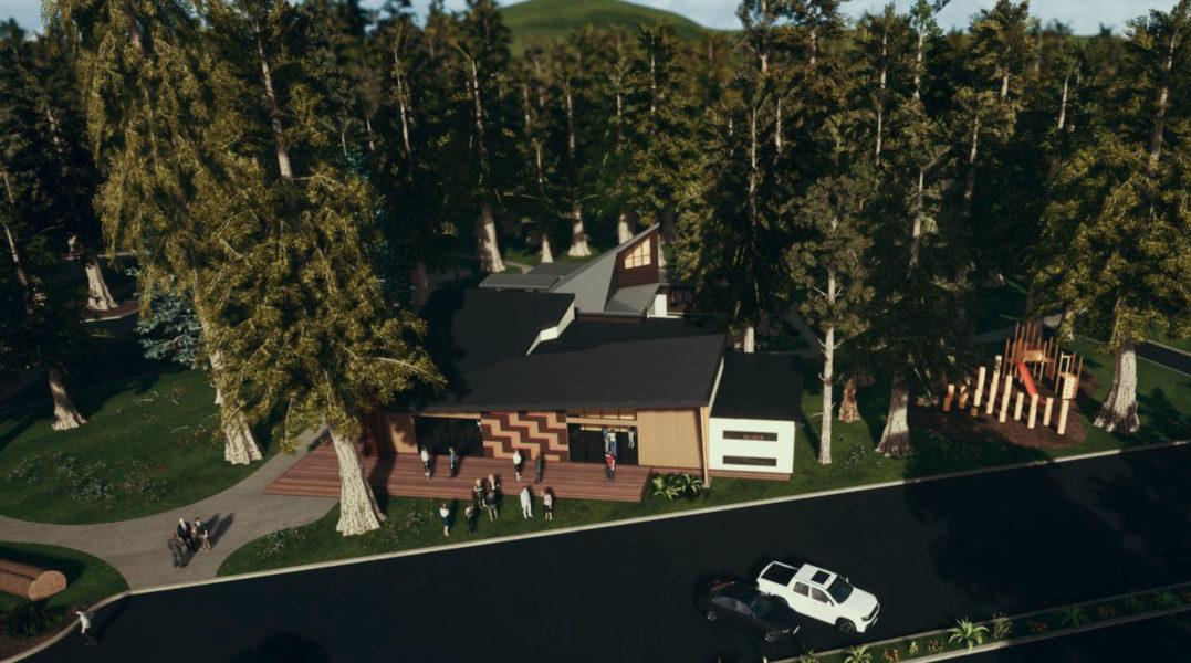 Long Mile Road Visitor Centre – Concept Design image 3