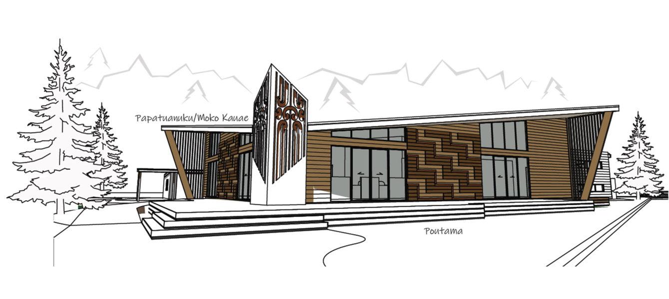 Long Mile Road Visitor Centre – Concept Design image 0